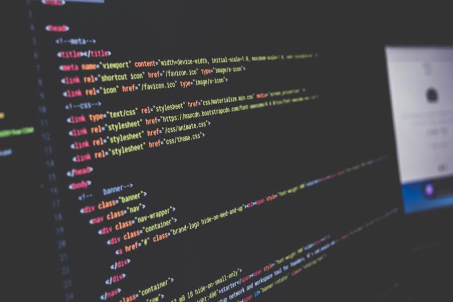 プログラミング コーディング 画像